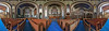 360 degree panorama of the interior of St Andrew's Presbyterian Church - 2 of 2 - Forrest - ACT - Australia - 20171117 @ 14:21
