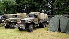 KSU 498 (Martin's Online Photography) Tags: gmc army usa usarmy ww2 cckw truck wagon lorry vehicle little weighton show eastyorkshire nikon nikond7200 military