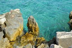 Chrystal Clear [Velj Losjni - 10 August 2017] (Doc. Ing.) Tags: 2017 losinj croatia summer seaside velilosinj coast rocks cliffs sea mediterranean kvarnergulf kvarner