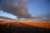 A prairie morning. (GWP_Photo) Tags: sunrise calgary alberta canada prairie farm field sky cloud nikon d750 nikkor 24120