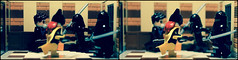 Nightwing - Heir to the Demon #11 (Supremedalekdunn) Tags: lego nightwing heir demon dick grayson barbra gordon batgirl batman bruce wayne gotham city dcsg dc comics story group tim drake robin alfred pennyworth jason todd red hood tower enterprises manor supremedalekdunn thelegoguy filmgmr ras alghul talia damian crimson knight toy rooftop proposal rejection martha body escrima sticks dont you dare pulse scanner one combat aggressive defensive