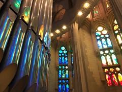 Familia pipes (BiggestWoo) Tags: familia spain basicila familiar sagrada barcelona organ gaudi stained glass