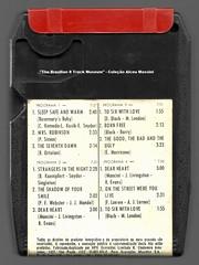 "1969 - Românticos de Cuba / Rosemary's Baby - brazil 8 track - fita cartucho de 8 pistas (""The Brazilian 8 Track Museum"") Tags: alceu massini vintage collection orquestra tabajara musidisc"