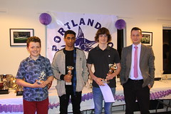 Nottingham Portland SC - Awards 2017