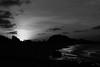 Earth, our marvelous home (alestaleiro) Tags: earth bw bn pb bianconero monochrome contrast monocromo landscape silouhettes siluetas jericoacoara ceará pôrdosol sunset pedrafurada tramonto mar playa praia ocean sea brasil alestaleiro lowkey