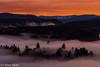 Foggy Sunrise (Tri Minh) Tags: sunrise oregon sandy mthood