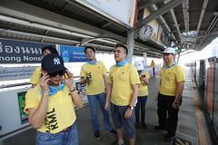 Amazing cultural immersion in Bangkok (TheAmazingRaceBangkok.com) Tags: teambuildingbangkok amazing race bangkok cultural immersion klong bang luang canal