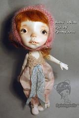 Petite Bubu-Ppinkydolls bjd (Social Manager) Tags: ppinkydolls bjd doll tutu tutubjd tutubjddolls resin bigeyes handmade handmadeoutfits petiteblythe blythe