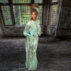 Heth Haute Couture- The Balenciaga Gown & Balenciaga Accessories (Xiomara Lavendel) Tags: hethhautecouture hhc envogue formal semiformal accessories hair couturefashion xiomaralavendel secondlifemodel slmodel slfashion secondlifefashion secondlife