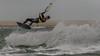 a splashing lift-off (Joke.Benschop) Tags: afsnikkor300mmf28 frankbenschop jokebenschop kijkduin kitesurfing kiteboarding kitesurfen nikond810 asplashingliftoff wwwjokebenschopcom