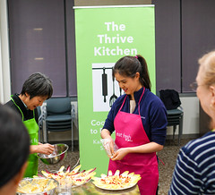 2017.12.06 ThriveKitchen with Chef Linda Shiue, MD, Kaiser Permanente Mission Bay, San Francisco, CA USA 1246