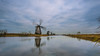 Kinderdijk-4 (Rudaki1959) Tags: walking walk wideangle winter watch windmills explore exposure ef trip time traditions outdoor outdoors a7m2 awesomized a7ii sky skies season dagje green holland history historical home longexposure netherlands m