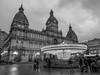 El ayuntamiento y el OVNI (Anxo Becerra) Tags: acoruña lacoruña tiovivo carrusel galiciamola ayuntamiento mariapita plaza plazamariapita navidad damegalicia galicia