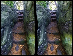 Stairs in Devil's wall 3-D / CrossEye / Stereoscopy / HDR / Raw (Stereotron) Tags: sachsenanhalt saxonyanhalt ostfalen harz mountains gebirge ostfalia hardt hart hercynia harzgau blankenburg teufelsmauer devilswall steps stairs rocks fels suspiciouslymeasured europe germany crosseye crosseyed crossview xview cross eye pair freeview sidebyside sbs kreuzblick 3d 3dphoto 3dstereo 3rddimension spatial stereo stereo3d stereophoto stereophotography stereoscopic stereoscopy stereotron threedimensional stereoview stereophotomaker stereophotograph 3dpicture 3dglasses 3dimage 3dframe fancyframe floatingwindow spatialframe stereowindow window canon eos 550d chacha singlelens kitlens 1855mm tonemapping hdr hdri raw