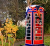 The Royal Phonebox (acwills2014) Tags: phonebox princeharry thequeen timmymallett britain painting royalstandard unionjack clifton harry red streetphoto royal hermajesty redphonebox