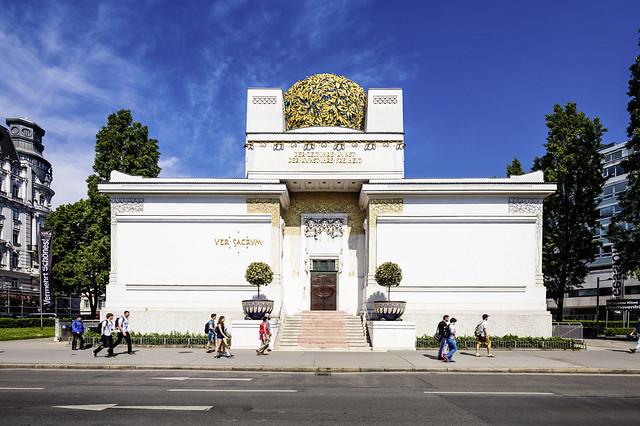 ウィーン世紀末の芸術と建築にふれる午前観光〜ユーゲントシュティールの魅力(博物館・美術館のオプショナルツアー)