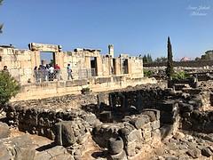 11 - Kafarnaum - zsinagóga / Kafarnaum - synagóga
