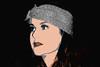 _DSC8478a1 11 - Emma in pensive mood (henryhulley) Tags: beautifulmodel beautiful beautifulgirl beautifuleyes nikon nikond300 nikonuser photoshop photoshopcs2 streetphotography scottish scotland falkirk
