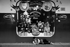 (Santiago Sito) Tags: street kid boy christmas navidad buenosaires social