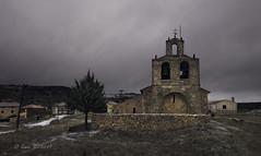 Iglesia de Santa Cecila (Luis R.C.) Tags: iglesias paisajes urbanas pueblos nikon d610 castilla segovia