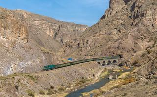 Through the Gharanghu Canyon