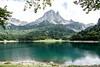 Pic du midi d'Ossau vu depuis le lac de Bious-Artigues (Ezzo33) Tags: france pyrénéesatlantiques biousartigues pic du midi ossau ezzo33 montagne vert lac sony rx10m3 ngc explorer