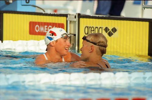 514 Swimming EM 1991 Athens