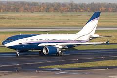 HZ-NSA (Philipp Goretzka) Tags: airplane spotting spotter dus philipp goretzka düsseldorf airbus a310 hznsa airberlin legacy
