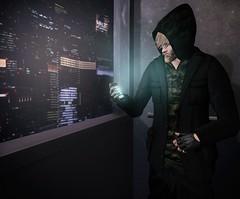 † 953 † (Nospherato Destiny) Tags: secondlife sl avatar guy men malefashion newreleases event blogger virtual tokyo ascend etham kustom9 mancave nomatch taikou tmd elevator