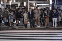 Tokyo and its people (karinavera) Tags: city night photography urban ilcea7m2 people japan tokyo street