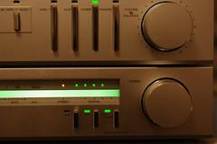 JVC (kingkong21) Tags: jvc ae5 te5 amplifier tuner