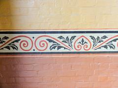 Painted Bricks (Namlhots) Tags: architecture australia ccancsa carltongardens kate melbourne paint tom
