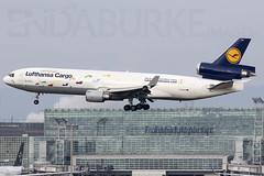 Lufthansa Cargo D-ALCH 18-11-2017 (Enda Burke) Tags: dalch lufthansa lufthansacargo avgeek aviation mcdonnell mcdonnelldouglas mcdonnelldouglasmd11 mcdonell md11 md11f eddf frankfurt frankfurtammain germany german cargo freighter freight airplane trijet