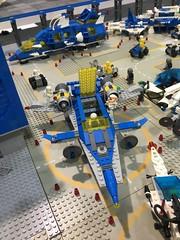 IMG_0987 (Daz Hoo) Tags: brickomanie2017 brossard legoconvention lego space classicspace layout display collaborative