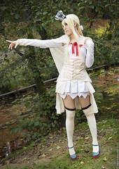 _MG_6560 (Mauro Petrolati) Tags: viola kancolle kantai collection warspite lucca comics games royal navy cosplay cosplayer 2017