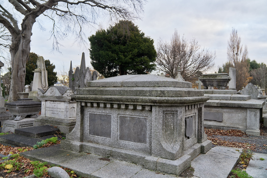 MOUNT JEROME CEMETERY IS AN INTERESTING PLACE TO VISIT [IT CLOSES AT 4PM]-134318
