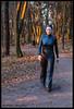 Statue in Ekebergparken  Explored 7.12.2017 (K. Haagestad) Tags: art park ekeberg oslo trees forest statue