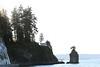 The Seawall & Siwash Rock (praja38) Tags: pine fir rock seawall natural man sun sky siwashrock caps cap capricorn humour life wild