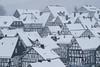 Puzzle (Werner Schnell Images (2.stream)) Tags: ws puzzle freudenberg winter schnee fachwerkhäuser