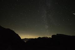 stella cadente (Stefano Dorigo) Tags: d610 stars stelle dolomites dolomiti valparola via lattea milkyway cadente shooting star italy
