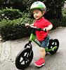 892 (StriderBikes) Tags: 12 2017 boy bushes ethnicity green happy helmet october photocontestentry polo pride shorts sport striding carmelbythesea california unitedstates us