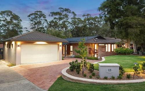 15 Walnut Gr, Cherrybrook NSW 2126
