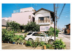Isesaki,Gunma pref. (minhana87) Tags: nikon f3 nikkor 28mm kodak colorplus200 isesaki gunma