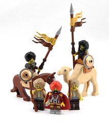 The Sultan's Army (Ayrlego) Tags: lego brethrenofthebrickseas bobs