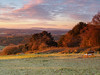 Newlands Corner Sunrise-EB300085 (tony.rummery) Tags: bench em10 frost guildford landscape mft microfourthirds newlandscorner omd olympus sky sunrise surreyhills viewpoint winter albury england unitedkingdom gb