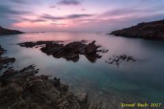 Costa Des Camps d'en Gasanyes II. (Ernest Bech) Tags: catalunya girona costabrava altempordà cadaqués mar sea rocks roques albada sortidadesol sunrise
