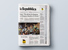 1 copy (Eye magazine) Tags: newspapers editorialdesign design larepubblica