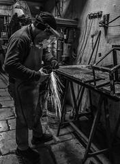 Antichi mestieri (alessandrochiolo) Tags: sicilia siciliabedda street sicily streetphoto streetphotografy biancoenero bw bn blackandwhite streetphotography strada fujix30 fujifilm fuji