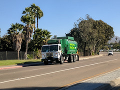 Waste Management Truck 12-7-17 (Photo Nut 2011) Tags: california sandiego truck garbagetruck trashtruck sanitation wastedisposal trash waste garbage junk refuse wastemanagement ranchobernardo 105614