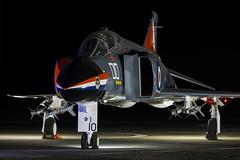 McDonnell Douglas F-4K Phantom FG1 - 13 (NickJ 1972) Tags: rnas yeovilton navywings royalnavy historicflight rnhf night nightshoot photoshoot photo shoot photocall 2017 aviation mcdonnelldouglas f4 phantom ii fg1 xv586 r010